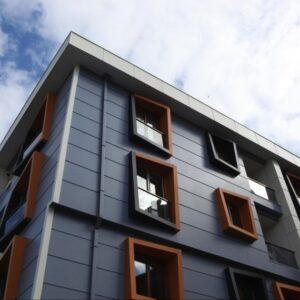 Through-colored-fiber-cement-board-facade